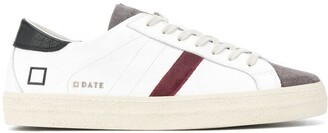 D.A.T.E Hill colour-block leather sneakers