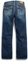 True Religion Ricky Straight Leg Jean (Toddler Boys & Little Boys)