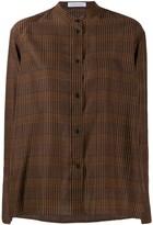 Christian Wijnants check shirt