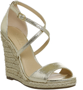 Office Highness Dressy Espadrille Wedges