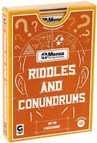 Ginger Fox, Mensa Riddles & Conundrums