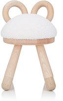 Kinder Modern Sheep-Motif Chair