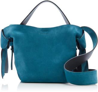 Acne Studios Musubi Knotted Mini Leather Bag