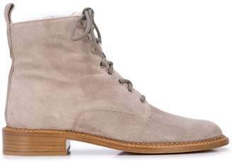 Vince Cabria suede ankle boots