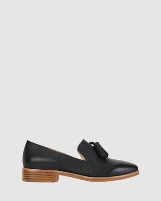 Sandler - Women's Black Brogues & Loafers - Salvador - Size One Size, 38 at The Iconic