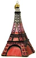 Landmark Creations Romance Eiffel Tower Ornament