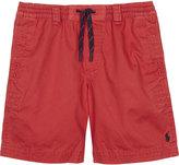 Ralph Lauren Logo-detail Cotton Shorts 6-14 Years