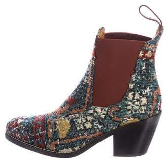 Chloé Kooper Ankle Booties w/ Tags
