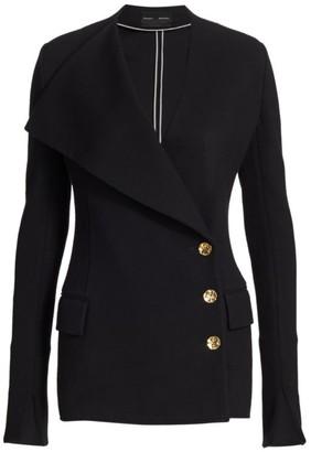 Proenza Schouler Jersey Suiting Jacket