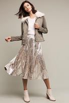 Maeve Eclat Midi Skirt