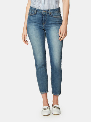 NYDJ Easy Fit High Rise Jeans