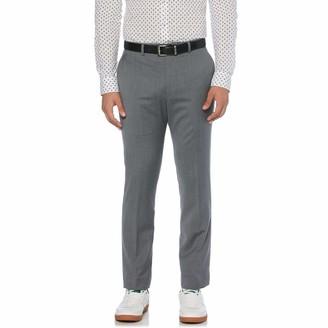 Original Penguin Grey Solid Suit Pant