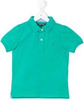 Tommy Hilfiger Junior - classic polo shirt - kids - Cotton/Spandex/Elastane - 2 yrs