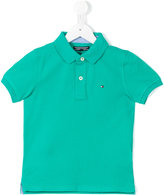 Tommy Hilfiger Junior - classic polo shirt - kids - Cotton/Spandex/Elastane - 3 yrs