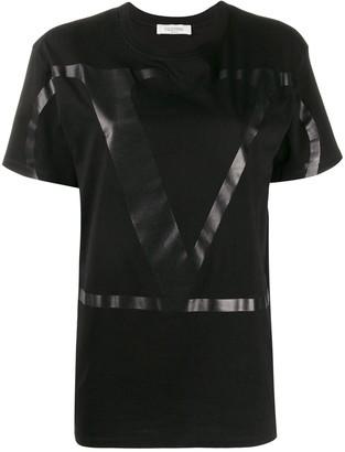 Valentino VLOGO print T-shirt