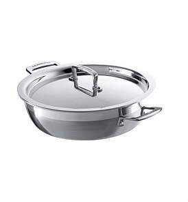 Le Creuset 3Ply Stainless Steel Casserole 24Cm