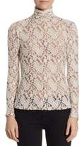 Nightcap Clothing Floral Lace Sweater