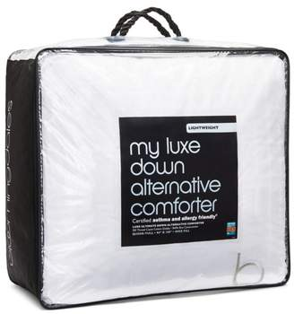 Bloomingdale's My Luxe Asthma & Allergy Friendly® Lightweight Down Alternative Comforter, Full/Queen - 100% Exclusive