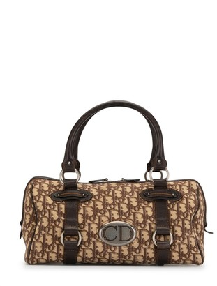 Christian Dior pre-owned Traveller Trotter tote bag
