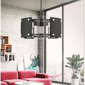 "Wrought Studioâ""¢ Kalil 6-Light Drum Pendant Wrought Studioa"