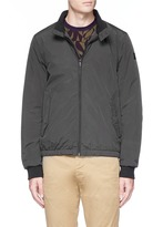 Scotch & Soda Padded bomber jacket