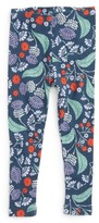 Tea Collection Infant Girl's Thistle Print Leggings
