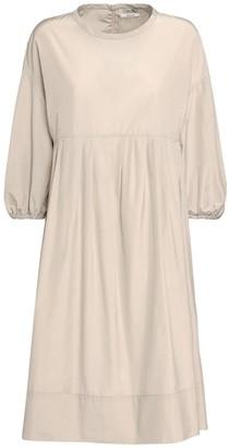 S Max Mara Esotico Cotton Blend Dress