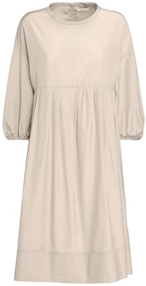 Max Mara 'S Esotico Cotton Blend Dress