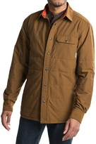 Mountain Hardwear Yuba Pass Shacket - Fleece Lined (For Men)