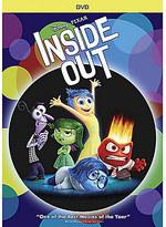 Disney PIXAR Inside Out DVD