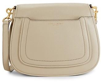 Marc Jacobs Empire City Leather Messenger Bag