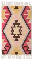 """Threshold Beige/Pink Classic Woven Accent Rug (2'6""""x4')"""
