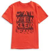 Calvin Klein Dimensional Graphic T-Shirt