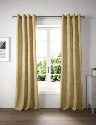 Marks and Spencer Multiweave Eyelet Curtains