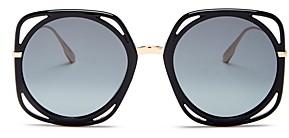 Christian Dior Women's Direction Square Sunglasses, 56mm