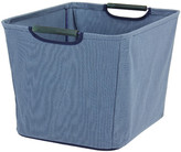 August Grove Beaucanton Storage Bin with Wooden Handles