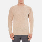 Ymc Suedehead Brushed Jumper Tusk