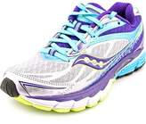 Saucony Ride 8 Women N/s Round Toe Synthetic Silver Running Shoe.