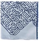 Kenzo Flying scarf - women - Modal/Silk - One Size