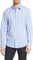 Zachary Prell Washington Plaid Sport Shirt