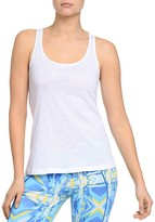 2xist Criss-Cross Burnout Tank - 100% Bloomingdale's Exclusive
