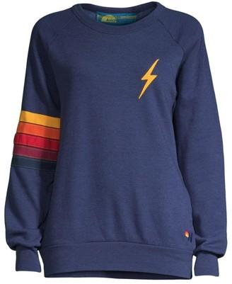 Aviator Nation Bolt Stitch Sweatshirt