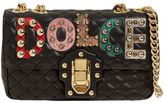 Dolce & Gabbana Small Lucia Dolce Quilted Leather Bag