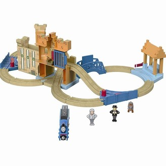 Thomas & Friends Wooden Railway Fisher-Price Thomas & Friends Wood Castle Tower Set