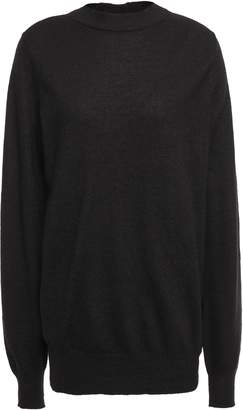 Rick Owens Soft Lupetto Cashmere Sweater