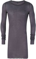 Rick Owens long sleeve T-shirt - men - Cotton - S