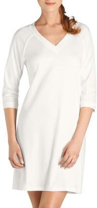 Hanro Pure Essence Knit Sleep Shirt