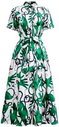 Sabina Söderberg Fanny Dress Green Hands