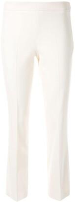 Giambattista Valli Plain Tailored Trousers