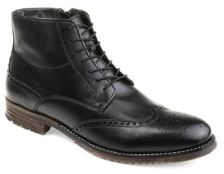 Thomas Laboratories & Vine Ryker Wingtip Boot